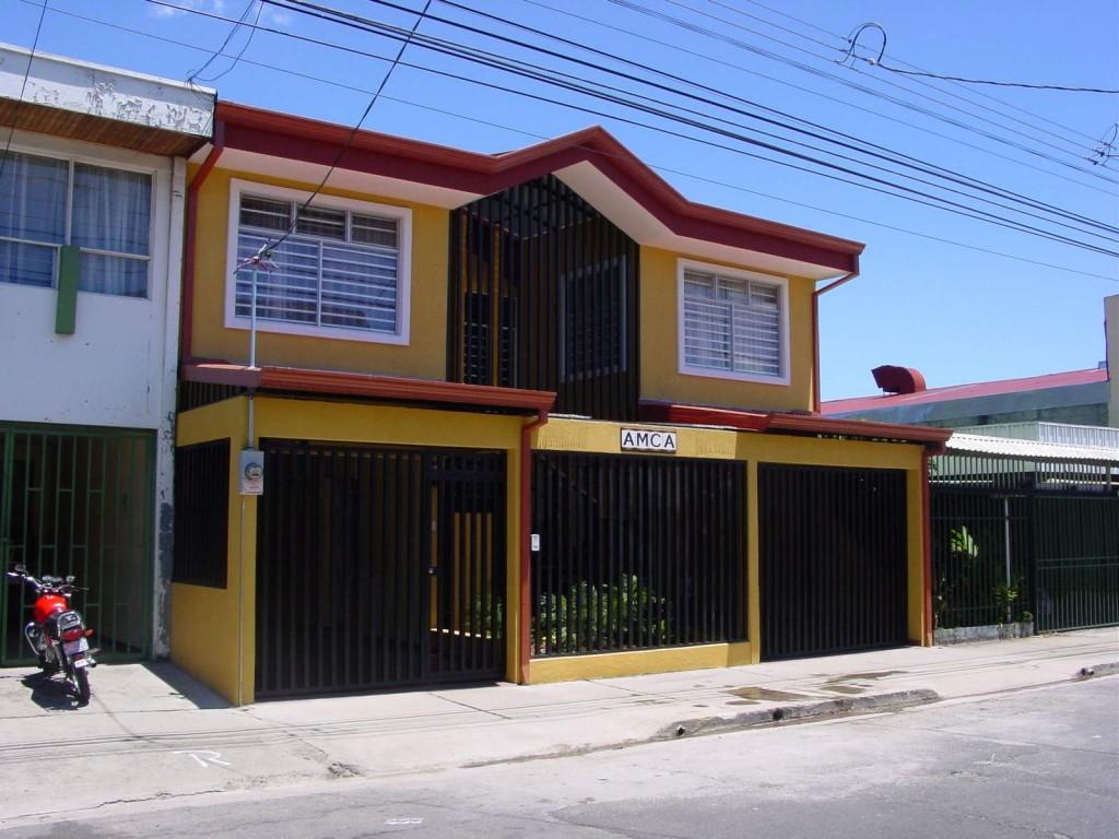 La casa AMCA