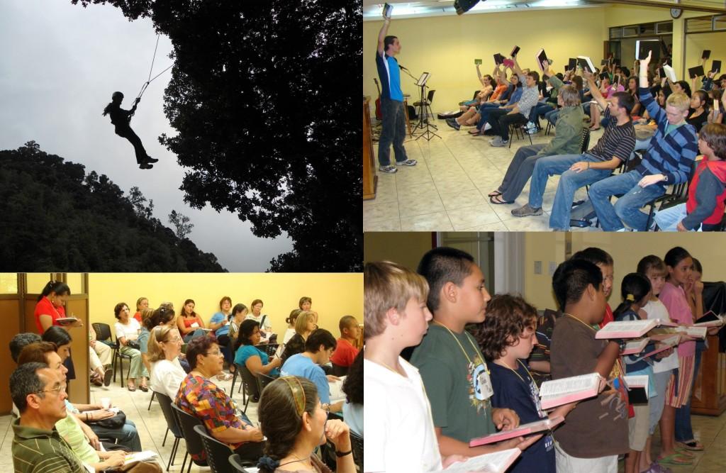 AMCA Ministries Collage